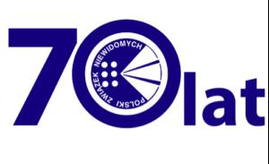 Logo 70 lat PZN OWlkp